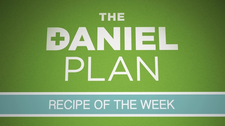 Thumbnail for channel The Daniel Plan Study Guide