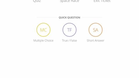 Thumbnail for entry One Minute App Review: SOCRATIVE