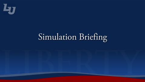 Thumbnail for entry Medsurg Simulation