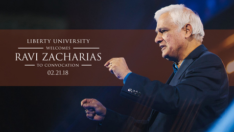 Thumbnail for entry Ravi Zacharias - The Questions And Answers In Our Time