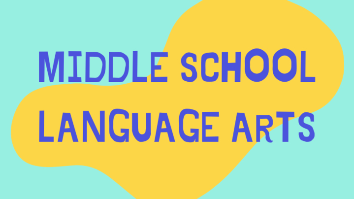 Thumbnail for channel Middle School Language Arts