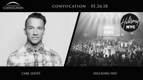 Thumbnail for entry Carl Lentz & Hillsong Church NYC - Turning The Page