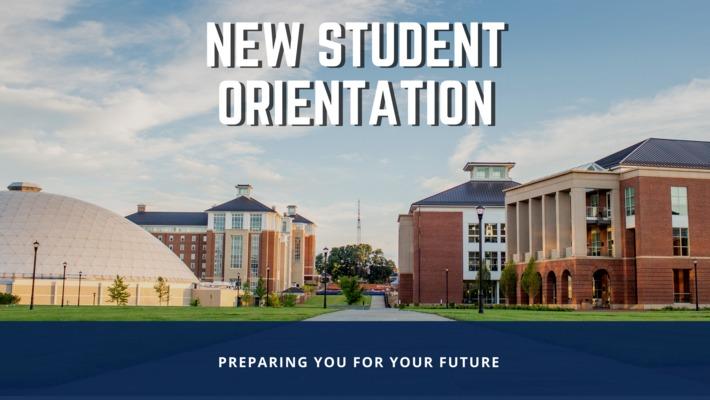 New Student Orientation | Graduate
