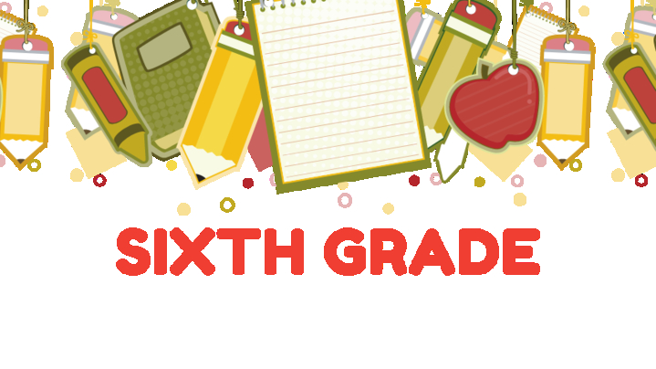 Thumbnail for channel 6th grade