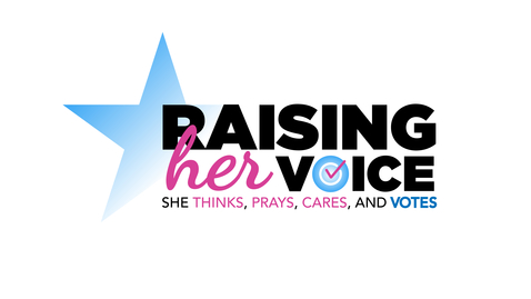 Thumbnail for entry Raising Her Voice: She Thinks, Prays, Cares, and Votes! - Nov.1, 3:00PM ET