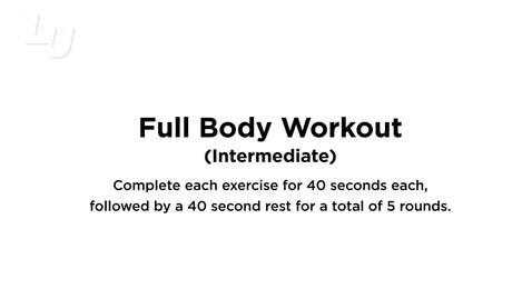 Thumbnail for entry Full Body (Intermediate) (1)