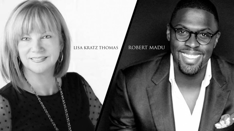 Robert Madu - Fix Your Eyes on Jesus | Lisa Kratz Thomas - Created in God's Image
