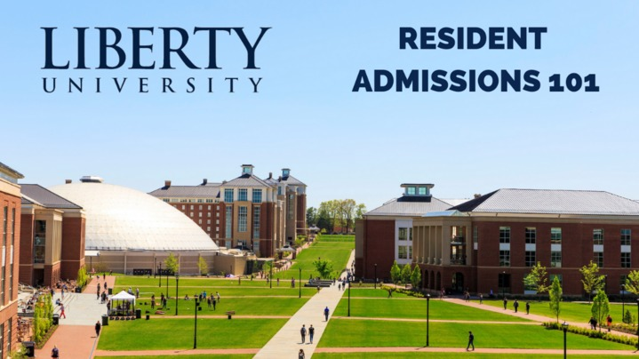 Thumbnail for channel Resident Undergraduate Admissions Tutorials