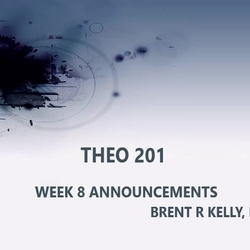 Thumbnail for channel THEO 201 Brent R Kelly