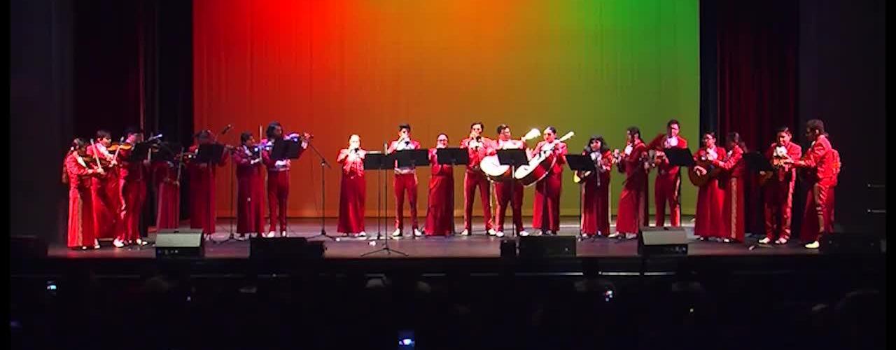 Mariachi Los Santos at Santa Ana High School