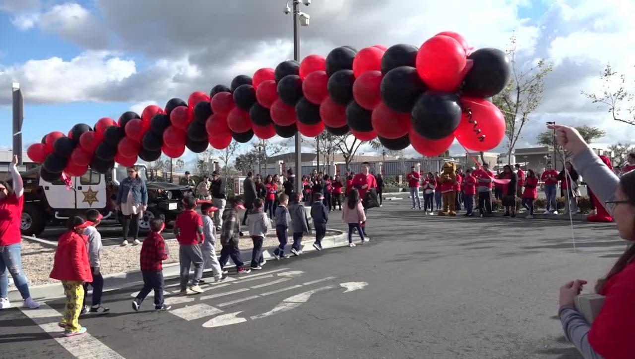 Kinder Caminata 2019