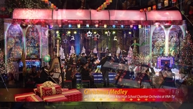Thumbnail for entry xmas Christmas Medley SAHS 2017