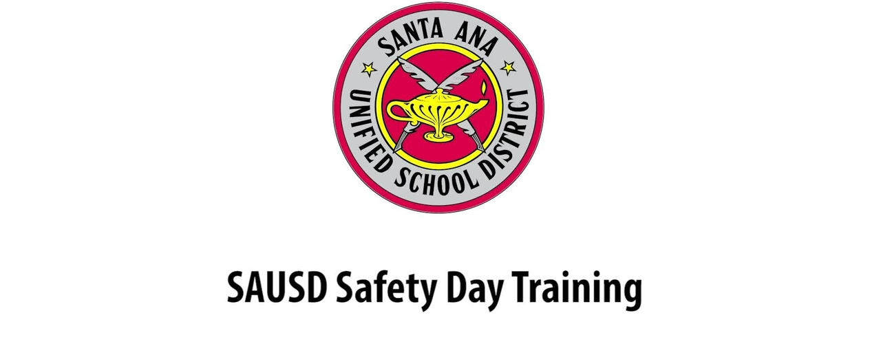 SAUSD Safety Day Training 2018