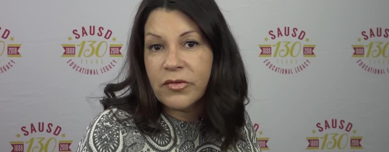 Luz Martinez Teacher King Elementary April 04, 2018