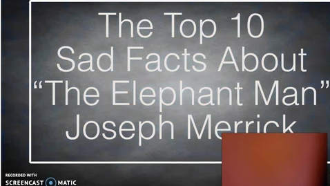 Thumbnail for entry 9F 10 Sad Facts Elepman