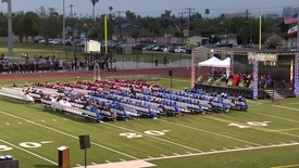 Thumbnail for entry Educational Options H.S. Commencement 2018 Part 2  [SAUSD-TV]