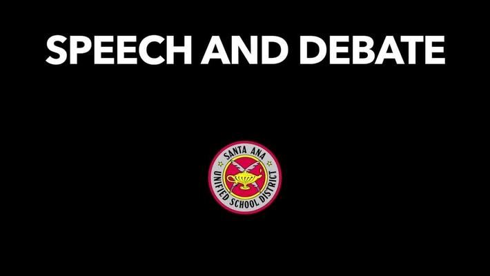 Speech & Debate Nationals Summer 2018 [SAUSD]