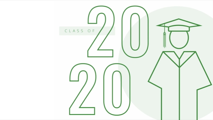 Saddleback High 2020 Graduation Ceremony