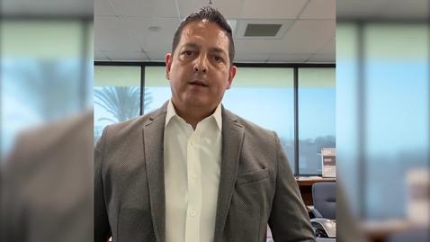 Thumbnail for entry Actualización del Superintendente de SAUSD Almendarez, 22 de abril del 2020