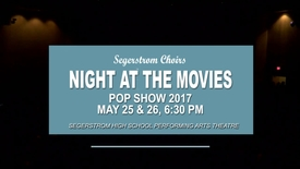 Thumbnail for entry Night At The Movies Segertrom High School 2017