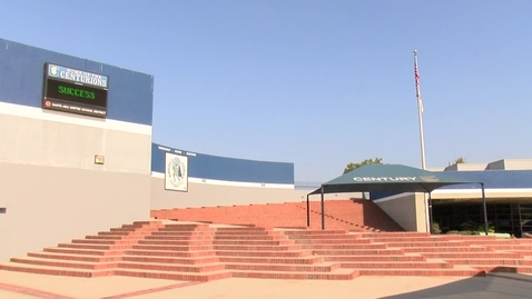 Thumbnail for entry SAUSD School Spotlight: Century High School