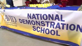 Thumbnail for entry AVID National Demonstration School at Villa Fundamental Inter. School 2018