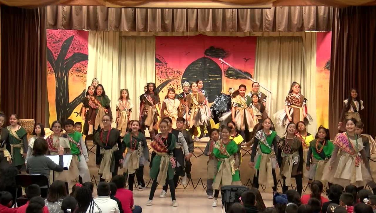 """Madison Elementary School Presents """"The Lion King"""" 2019"""