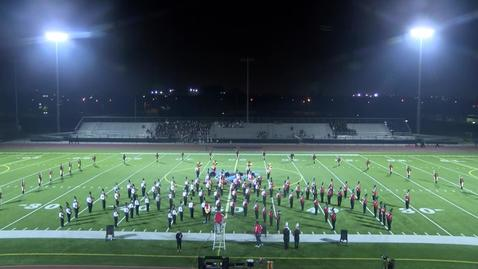 Thumbnail for entry Marching Band Showcase 2017 at Santa Ana Valley H.S.