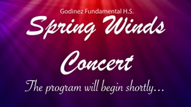 Thumbnail for entry Spring Winds Concert Godinez Fundamental High School 2017