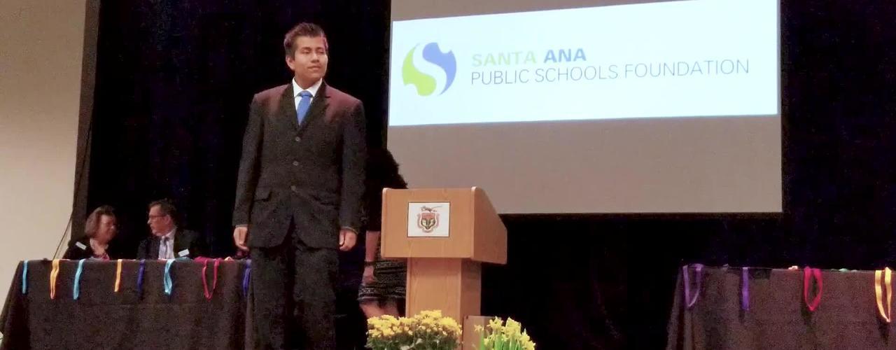 Luis Diaz, Century H.S. Speech Presentation (April 11, 2018) SAUSDTV