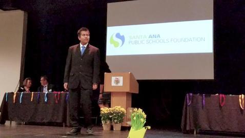 Thumbnail for entry Luis Diaz, Century H.S. Speech Presentation (April 11, 2018) SAUSDTV