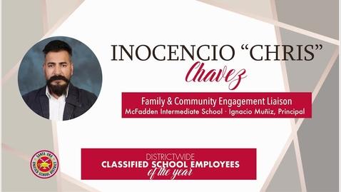 Thumbnail for entry Inocencio Chris 2019