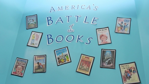 Thumbnail for entry Battle of the Books at Garfield Elementary School 2017