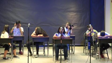 "Thumbnail for entry Willard Turnaround Arts ""Student Named Art"" 2018"