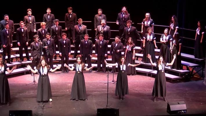SAUSD Honor Choirs at SAHS - March 16, 2018
