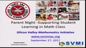Thumbnail for entry Parent Math at Board Room