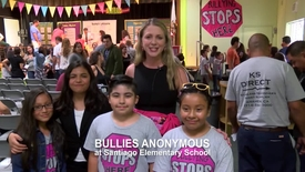 Thumbnail for entry Bullies Anonymous at Santiago Elementary School