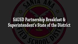 Thumbnail for entry SAUSD Partnership Breakfast 2017
