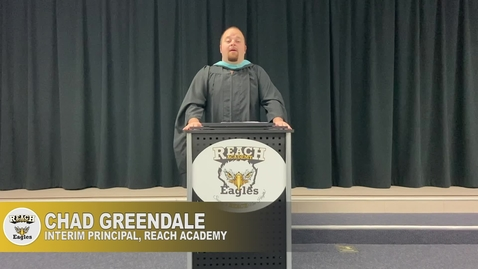 Thumbnail for entry REACH Academy 2020 Graduation Ceremony