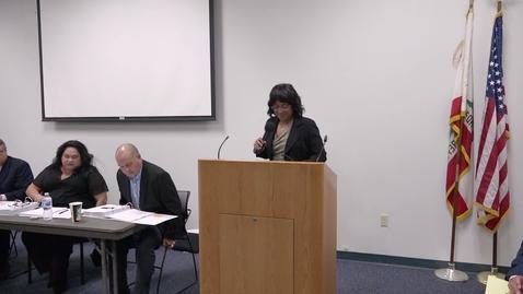 Thumbnail for entry Superintendent Dr. Stefanie Phillips Remarks November 28, 2017 SAUSD Board Meeting