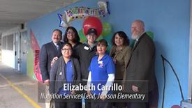 Thumbnail for entry Superintendent Stefanie Phillips, Ed.D. Classified Employees of the Year Visits.