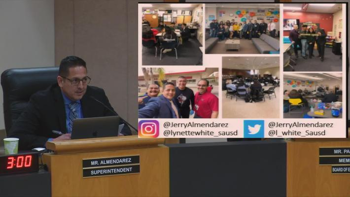 Superintendent Report Jan 14, 2020
