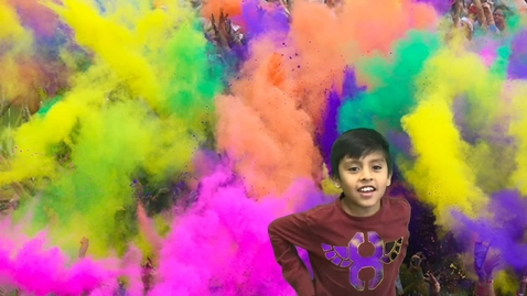Thumbnail for entry Hoover Color Run