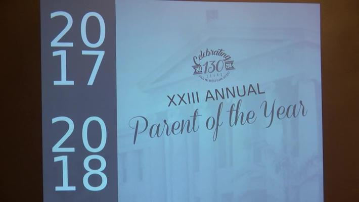 XXIII ANUAL Parent of The Year at Segerstrom H.S 2018
