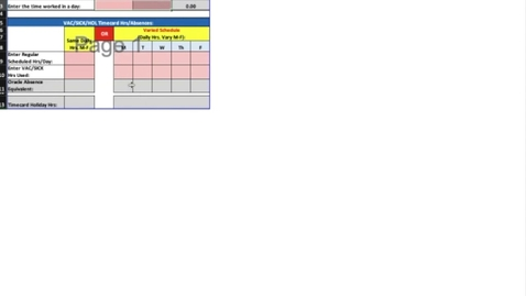 Thumbnail for entry Time Cards - Instructional Assistants and Activities Monitors