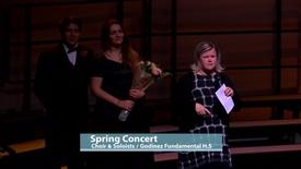 Thumbnail for entry Choir & Soloists Spring concert Godinez fundamental High School 2017
