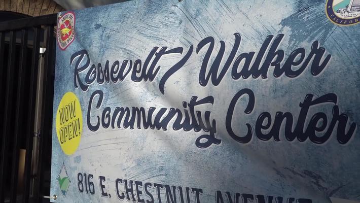 Roosevelt Walker Community Center Opens in Santa Ana [SAUSD-TV]
