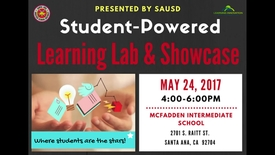 Thumbnail for entry Student-Powered Learning Lab Showcase