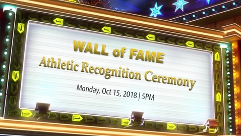 Thumbnail for entry SAUSD Wall of Fame Athletic Recognition 2018