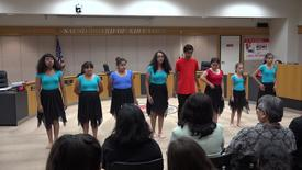 Thumbnail for entry Willard Student Performance SAUSD Board Meeting 6/12/18